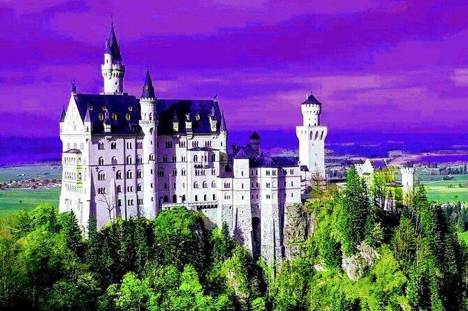 MY*GUiDE EXCLUSiVE Neuschwanstein Tour INCL. TICKETS from GARMISCH-PARTENKIRCHEN