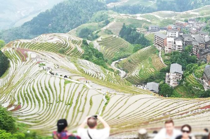 Guilin Day Trip: Dragon's Backbone Rice Terraces & Ping'an Zhuang Ethnic Village
