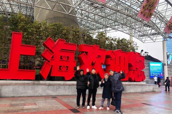 Best of Shanghai Muslim Tour: Yu Garden, Xiaotaoyuan Mosque, Museum & the Bund