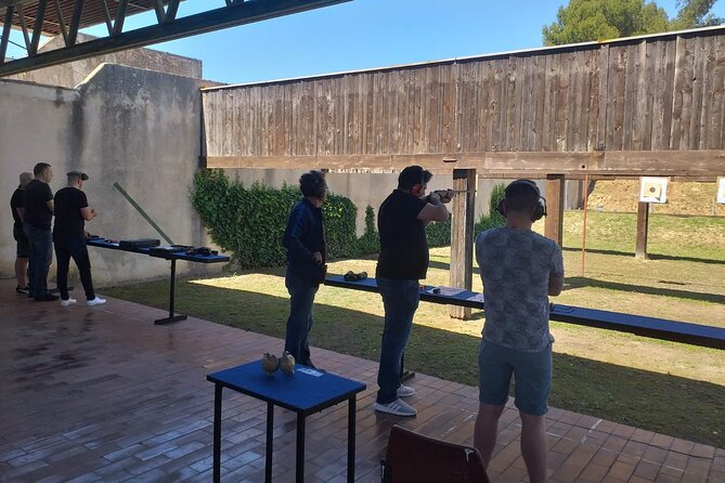 Private Shooting Experience with Small Calibre Package 2 Plus