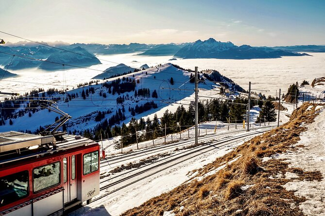 Mt. Rigi - Private Day Trip from Lucerne