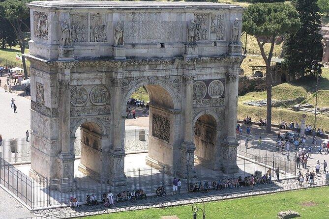 Colosseum Private Tour