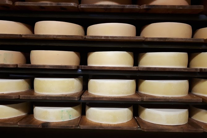 Cheese Tasting Tour and Lucerne Sightseeing