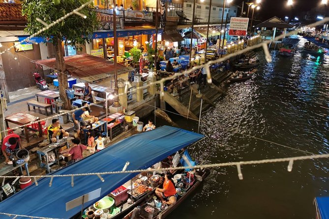 Private Tour in Amphawa Floating Market