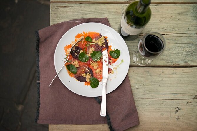 Private Dining: Seasonal Tasting Menu in the Heart of Edinburgh