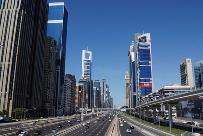 Dubai City Tour & Monorail Tickets