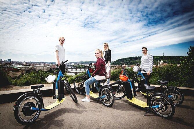E-scooter grand city tour
