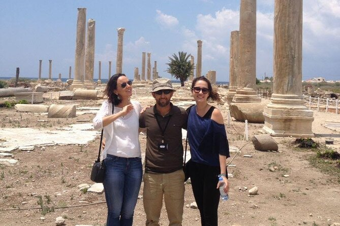 Full-Day Private Trip to Sidon, Tyre and Maghdouche from Beirut