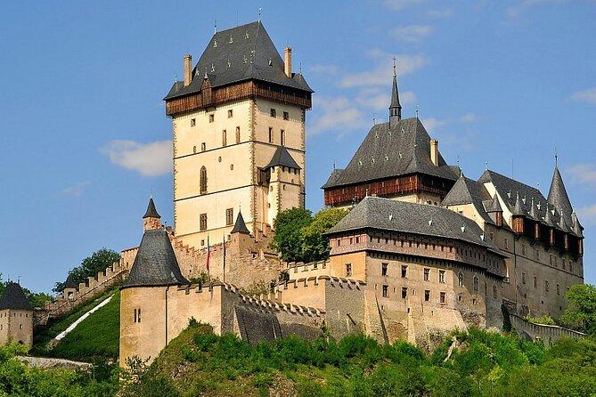 Small Group Tour to Karlstejn Castle