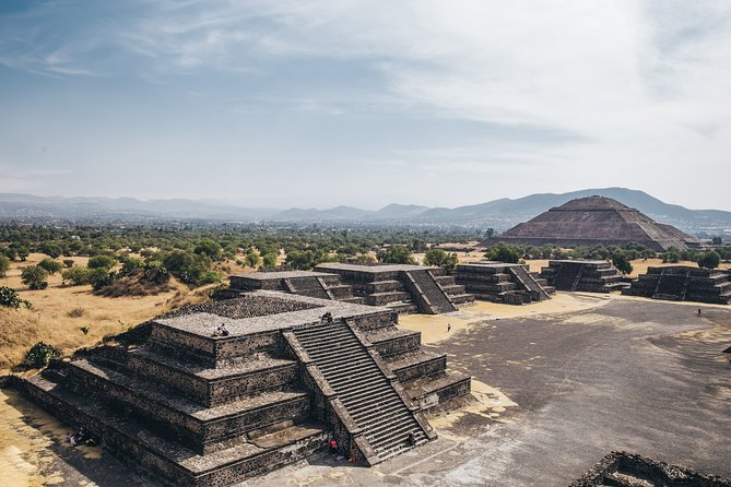 Private Tour: Teotihuacan Pyramids and Shrine of Guadalupe without lunch
