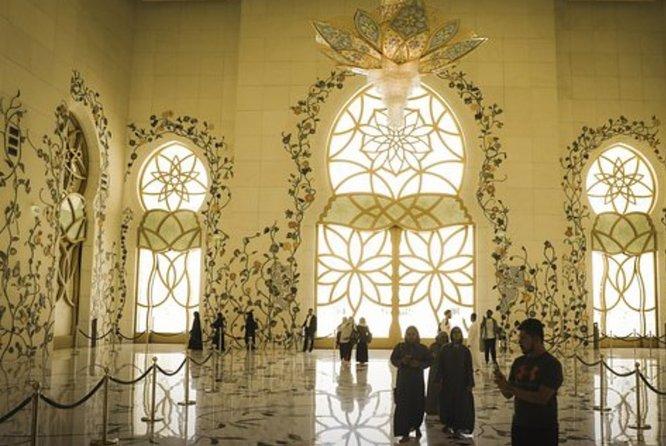 8-Day Dubai Tour with Abu Dhabi and Desert Safari