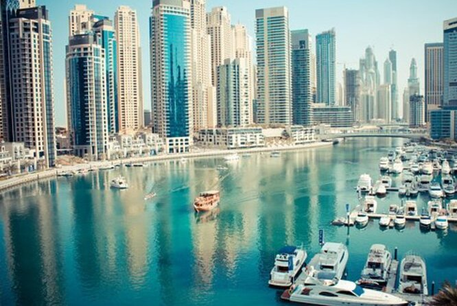 Amazing Half Day Dubai City Tour