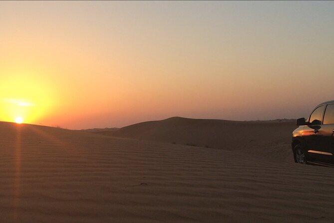 Bediyah: Desert Safari with Omani lunch or Candle Light Dinner