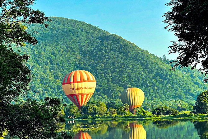 Hot Air Ballooning Tour from Dambulla
