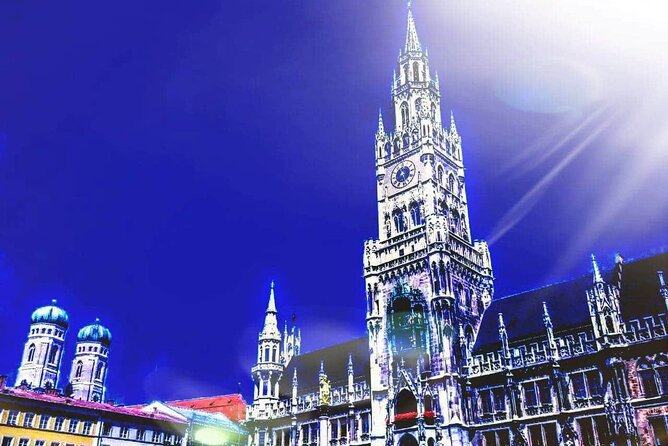 EXCLUSiVE MUNiCH & Surroundings ALL-IN-ONE Culture, Nature and History Tour
