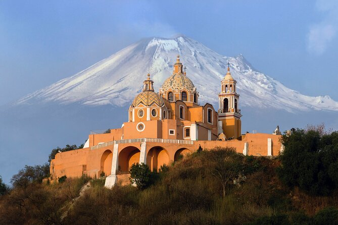 Private Tour: Discover The Magical Towns of Puebla & Cholula from Mexico City