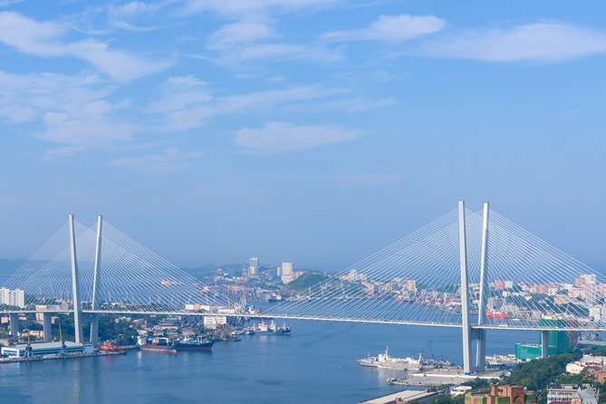 Private Vladivostok City Tour with Submarine Museum Visit