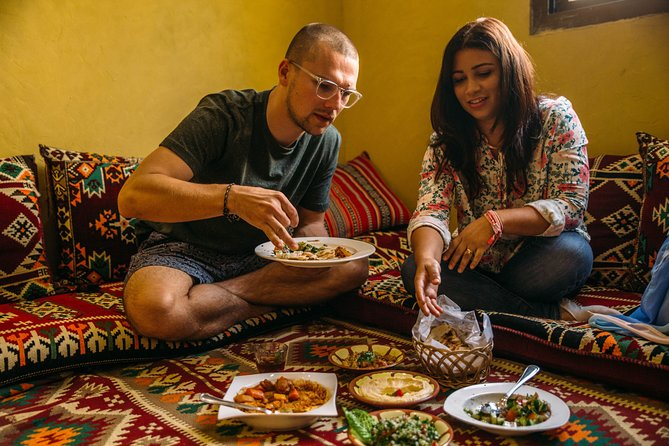 Dubai Private Evening Food Tour: 10 Tastings