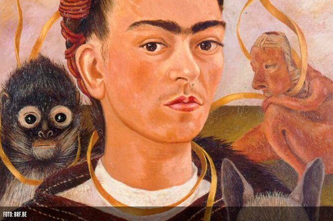 Private Tour: Frida Kahlo and Diego Rivera's Legacy- visit to three museums