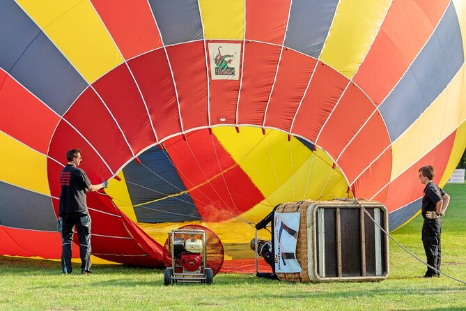 Private Tour: Teotihuacan Pyramids and Hot Air Balloon Excursion