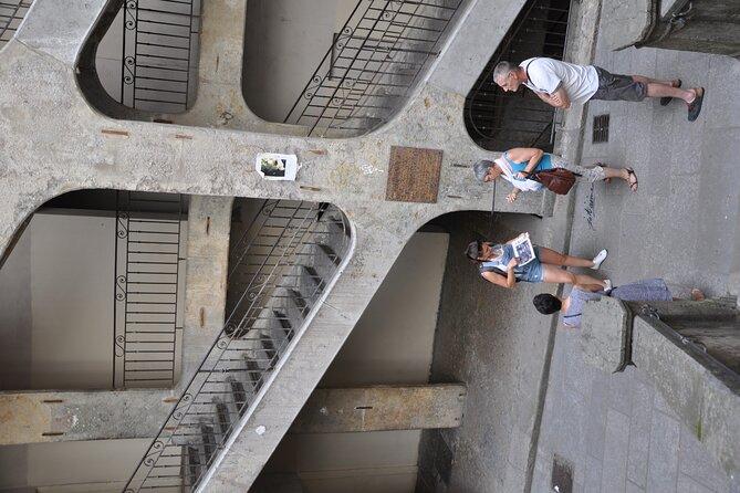 Along Lyon, guided tour