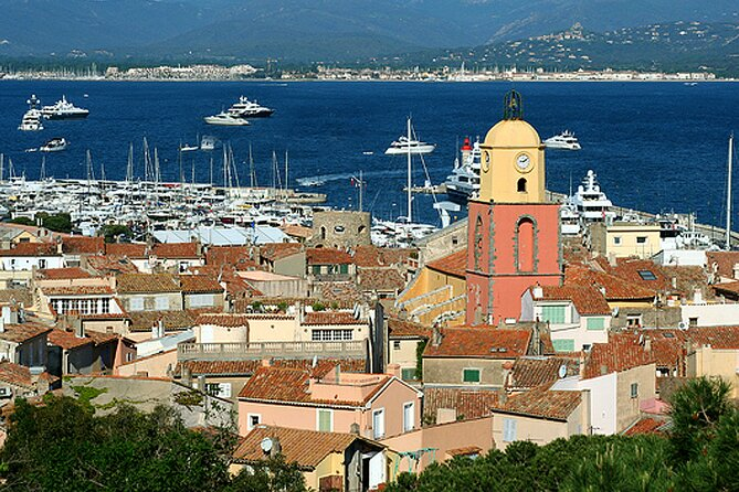 St Tropez et Port Grimaud, Day Trip from Monaco Small-Group