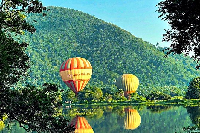 Hot Air Ballooning Tour from Sigiriya