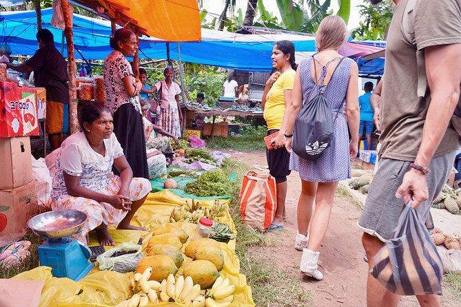 Negombo Market Tour