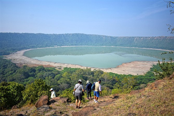 Lonar Crater Guided Day Tour from Aurangabad