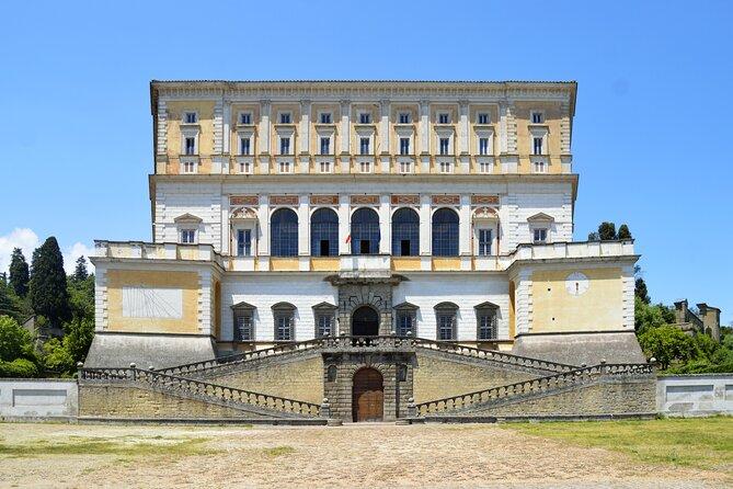 Villa Farnese in Caprarola, masterpiece of Renaissance architecture – Private Tour