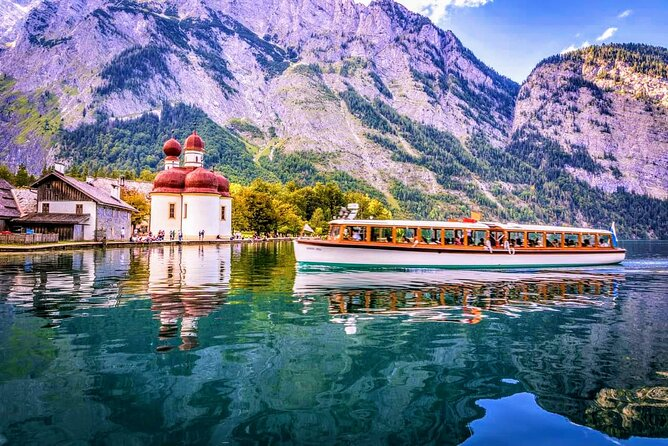 MY*GUiDE EXCLUSiVE Lake Königssee, 'Fuehrer Headquarters' & EAGLE'S NEST Tour from Munich