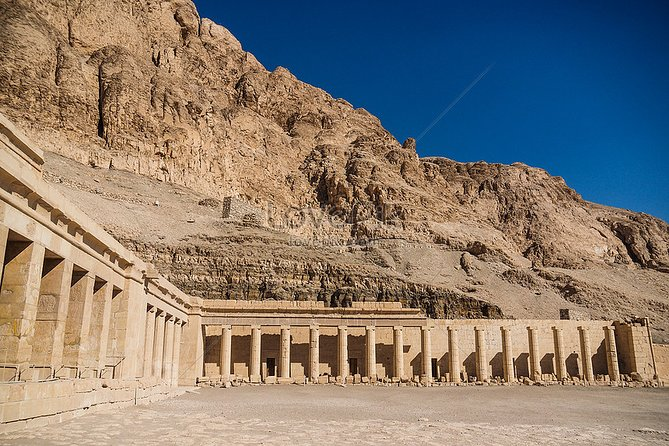 Best Deal 3 Days From Cairo to Luxor East & West Bank Tour With Train Tickets