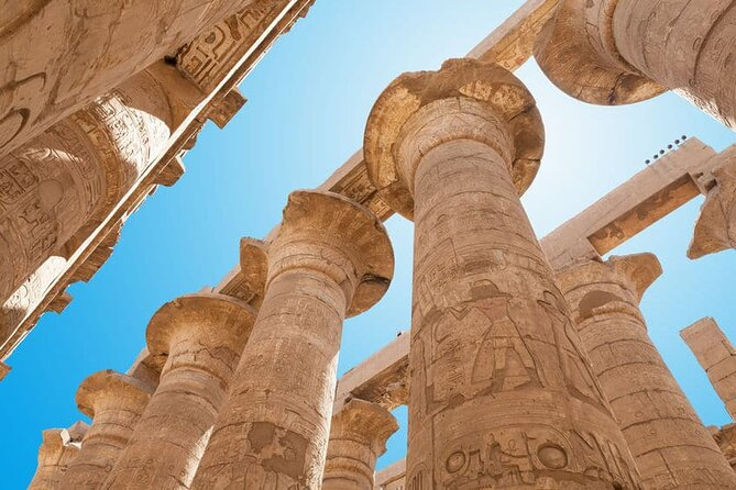 Full Day Tour to East and West Banks of Luxor From Luxor