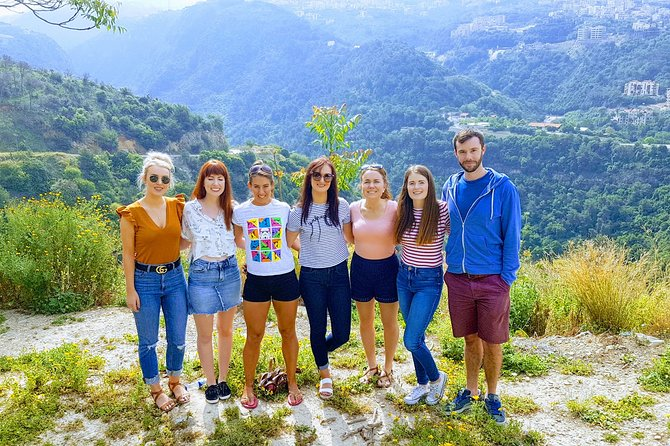 Small-Group Tour to Jeita Grotto and Byblos with Lunch included