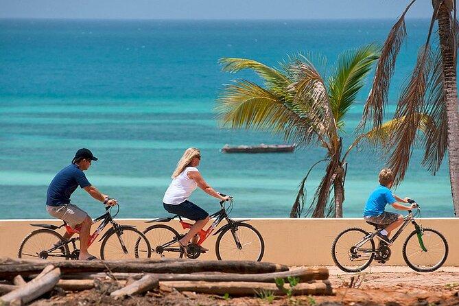 Zanzibar Stone Town Classic Bike Tour: Departure from Kendwa Zanzibar