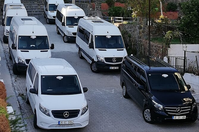 Private Transfer from Marmaris to Bodrum Airport