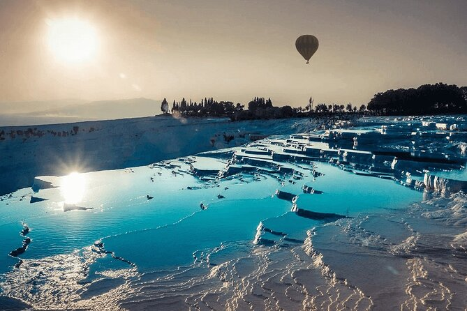 Pamukkale day tour from/to Antalya