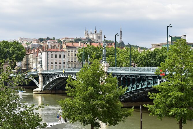 Private 4-hour Walking Tour of Lyon with official tour guide
