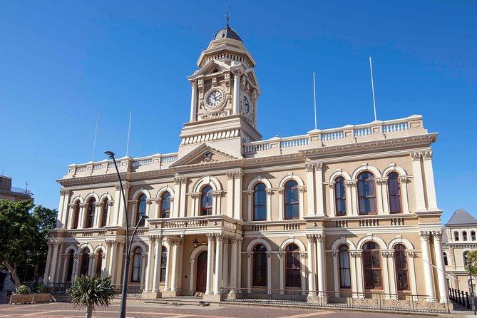 Port Elizabeth Shore Excursion: Port Elizabeth Walking Tour