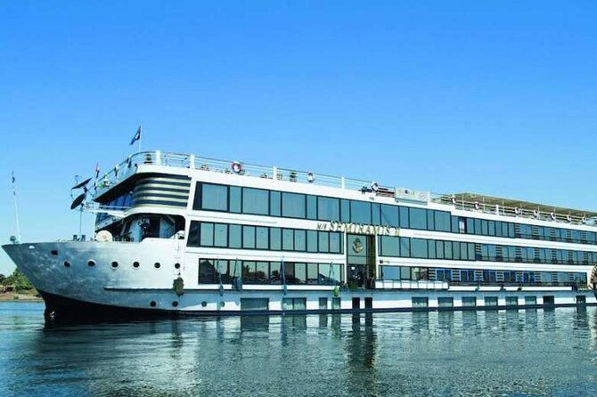 5 Days Cruise Luxor, Aswan,Tours,Abu Simbel,Hot Air Balloon, From Cairo By Plane
