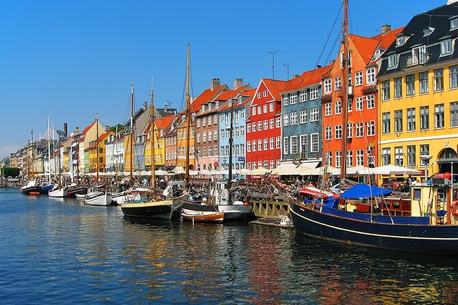 Copenhagen 3 hrs Private Panoramic Tour
