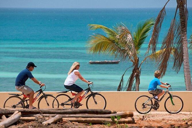 Zanzibar Stone Town Cycling Tour: Departure from Kizimkazi Zanzibar