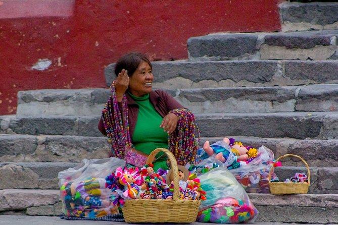 Private Tour: Discover San Miguel de Allende from Mexico City