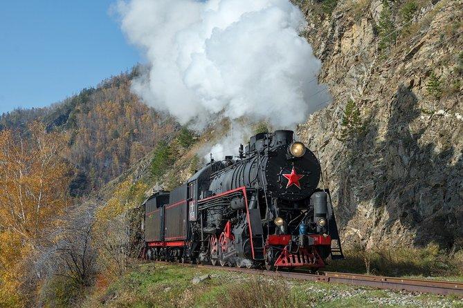 Private Circum-Baikal Railway Walking Tour