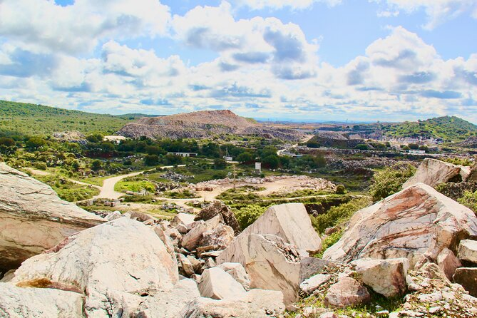 Marble Trail from Landscape to Archeology in Vila Viçosa