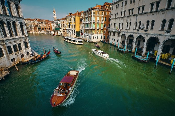 Private tour of Artistic Venice with a local