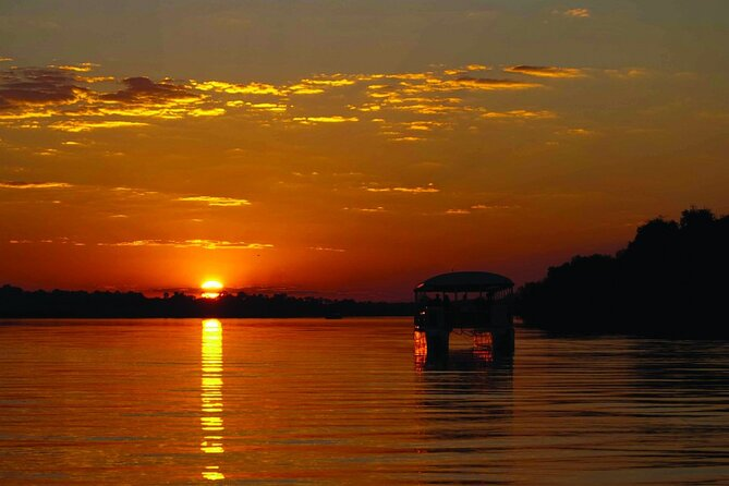 Zambezi River Sunset Boat Cruise at Victoria Falls