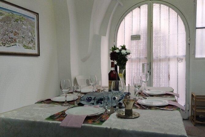 Jewish quarter Shabbat dinner in Jerusalem for private groups