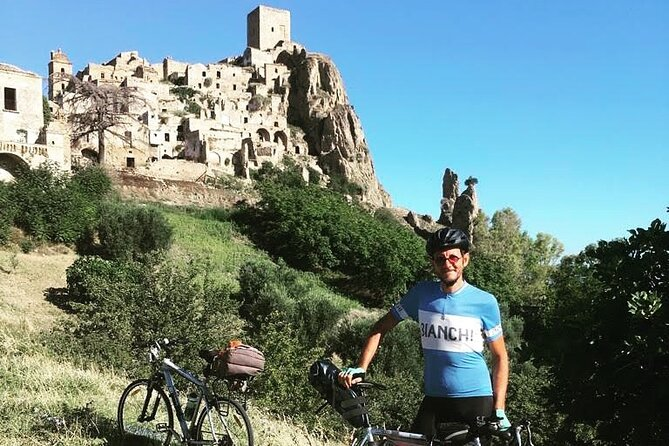3-Day Bike Tour in Matera with Meals Included