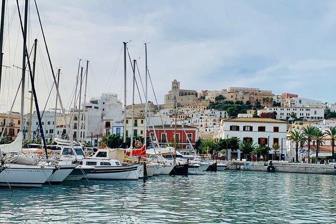Ibiza Airport Transfers : Ibiza Airport IBZ to Ibiza Central in Luxury Van